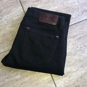 NWOT VS PINK Black Denim Jeans